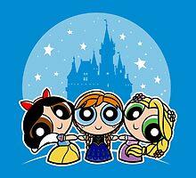 Princesspuff Girls 5 by moysche