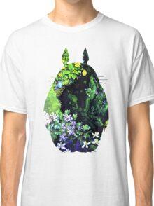 Totoro from Hayao Miyazaki - colorful Classic T-Shirt