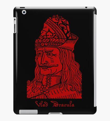 Vlad Dracula Tepes The Impaler Vampire iPad Case/Skin