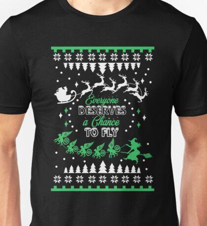 Wicked Christmas Sweatshirt Unisex T-Shirt