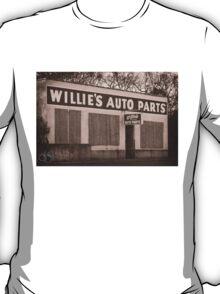 Willie's T-Shirt