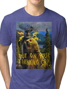 Thinking Cap Tri-blend T-Shirt