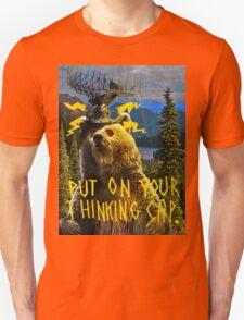 Thinking Cap Unisex T-Shirt