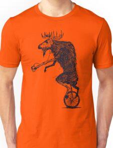 Ritzy Moose Unisex T-Shirt