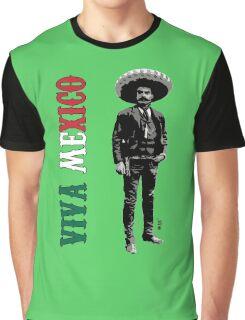 Viva Mexico Graphic T-Shirt
