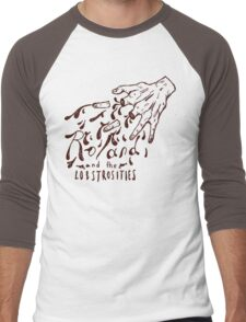 Roland and the Lobstrosities Men's Baseball ¾ T-Shirt