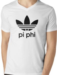 Pi Phididas  Mens V-Neck T-Shirt