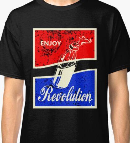 ENJOY REVOLUTION Classic T-Shirt