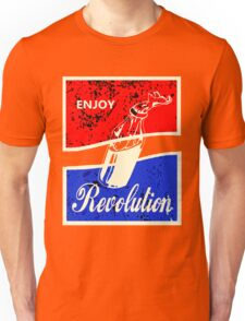 ENJOY REVOLUTION Unisex T-Shirt