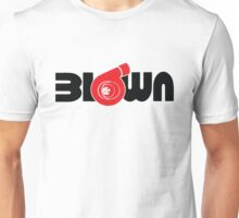 Blown Turbo Unisex T-Shirt