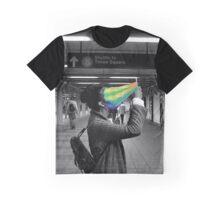 Ecstasy Graphic T-Shirt