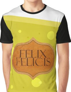 Felix Felicis Potion - Harry Potter Graphic T-Shirt