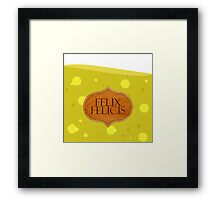 Felix Felicis Potion - Harry Potter Framed Print