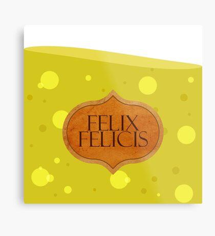 Felix Felicis Potion - Harry Potter Metal Print