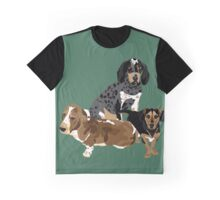 Sweeney, Kirby, and Gypsy Rose Graphic T-Shirt