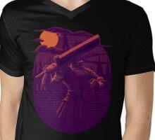 Tarkus Time Mens V-Neck T-Shirt