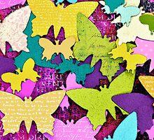 Butterflies by artsandsoul