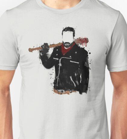 Splatter Negan Unisex T-Shirt