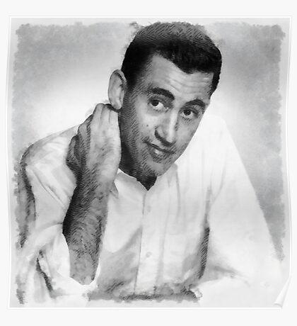 J. D. Salinger, Author Poster