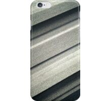 Steely grey iPhone Case/Skin
