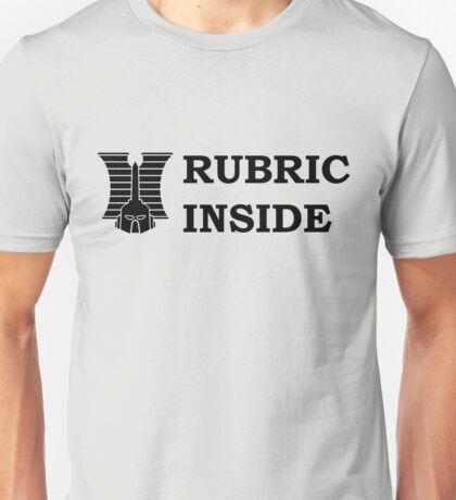 Thousand sons rubric inside Unisex T-Shirt