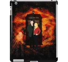 The Storm and The Wolf iPad Case/Skin