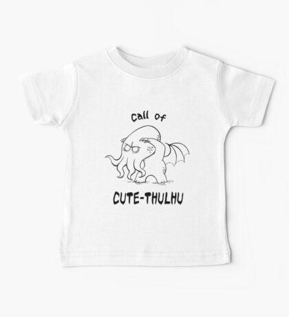 Call of Cute-Thulhu Baby Tee
