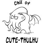 Call of Cute-Thulhu by crisarroyo