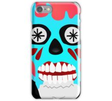 THEY LIVE  - SKULL - T-SHIRT - OBEY - CONSUME - WATCH TV - WORK - REPRODUCE - THIS IS YOUR GOD iPhone Case/Skin