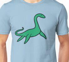 Cute Plesiosaur Unisex T-Shirt