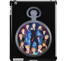The Clock Strikes Twelve iPad Case/Skin