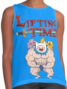 Lifting Time Contrast Tank