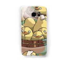 Duckling Bath Samsung Galaxy Case/Skin