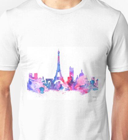 Paris Unisex T-Shirt
