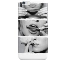 blunt iPhone Case/Skin