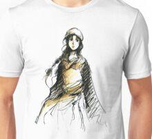 Shenmue - Shenhua Sketch Unisex T-Shirt