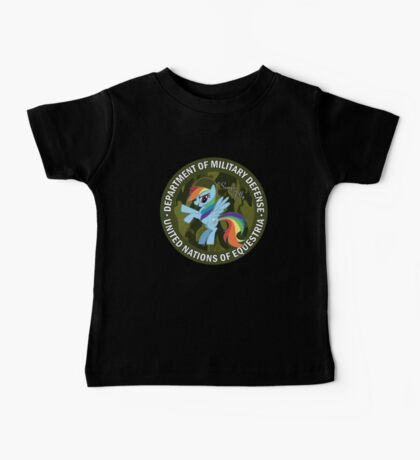Semper Filly Baby Tee