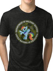 Semper Filly Tri-blend T-Shirt