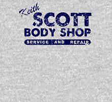 Keith Scott Body Shop Logo Hoodie