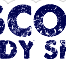 Keith Scott Body Shop Logo Sticker