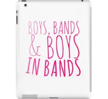 Boys in Bands iPad Case/Skin