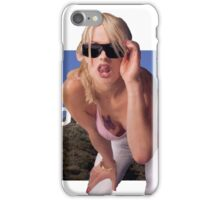 GTA SA Vinewood Girl REAL iPhone Case/Skin