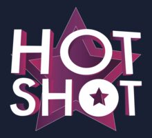 Black Mirror - Hot Shot Kids Tee