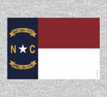 North Carolina State Flag by USAswagg2