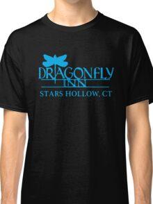 Gilmore Girls - Dragon Fly Inn Blue Classic T-Shirt