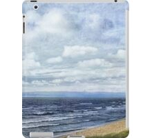 Beyond The Grassy Dune iPad Case/Skin