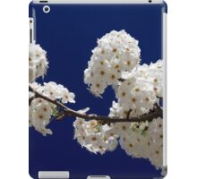 Blossoms In Blue iPad Case/Skin