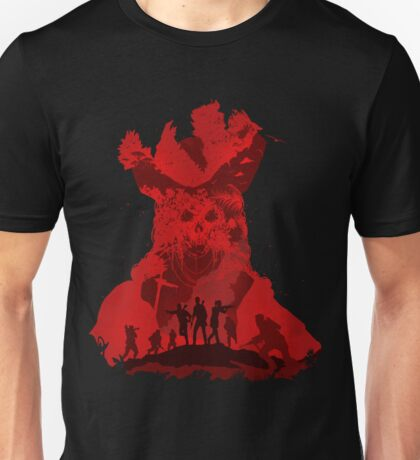 Uncharted 4 - MP Survival Logo Unisex T-Shirt