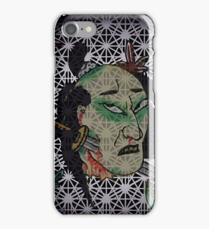 namakubi iPhone Case/Skin