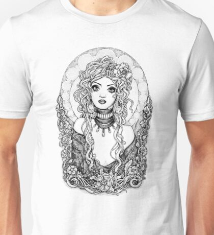 Dark ART Nouveau Unisex T-Shirt